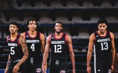 Irregular, COVID-plagued men's basketball season ends in loss to Saint Louis
