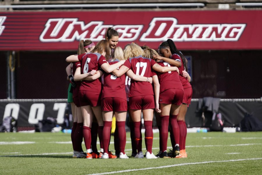 UMass women's soccer secures its first win of the season against Stony Brook