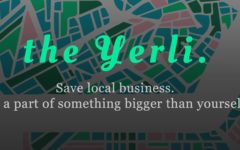 Advertising local businesses on 'The Yerli'