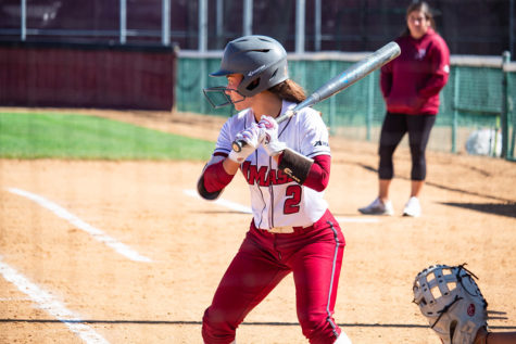 UMass softball loses tight game late after Syracuse solo homerun seals it in the seventh