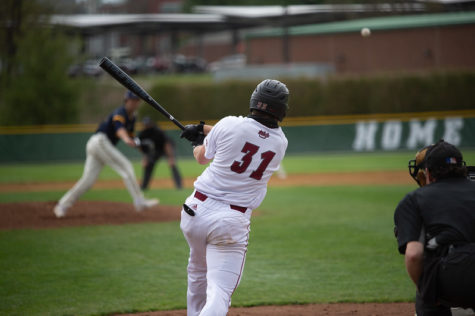UMass splits weekend series with Fordham