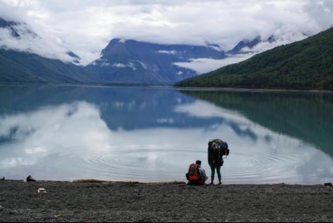 Glaciers and community farming in Alaska