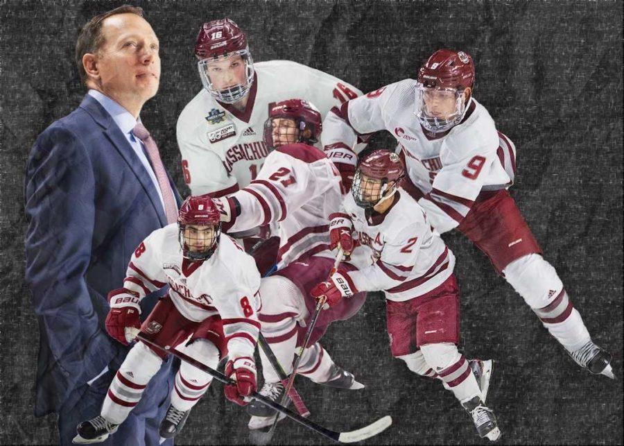 'It's people and culture': How Greg Carvel's emphasis on culture turned UMass from Hockey East doormat into National Champions
