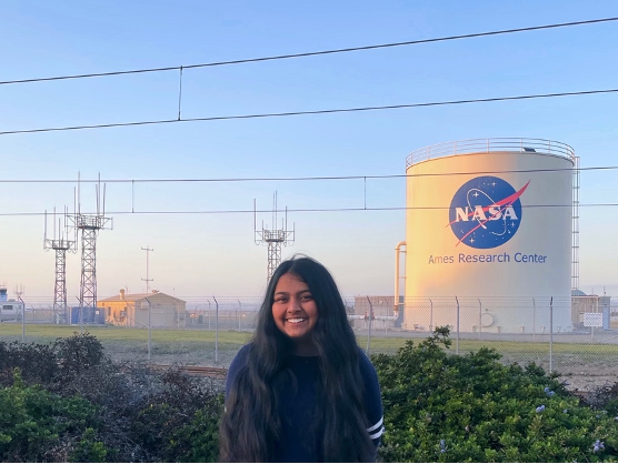 A trial in adulthood, air quality and NASA