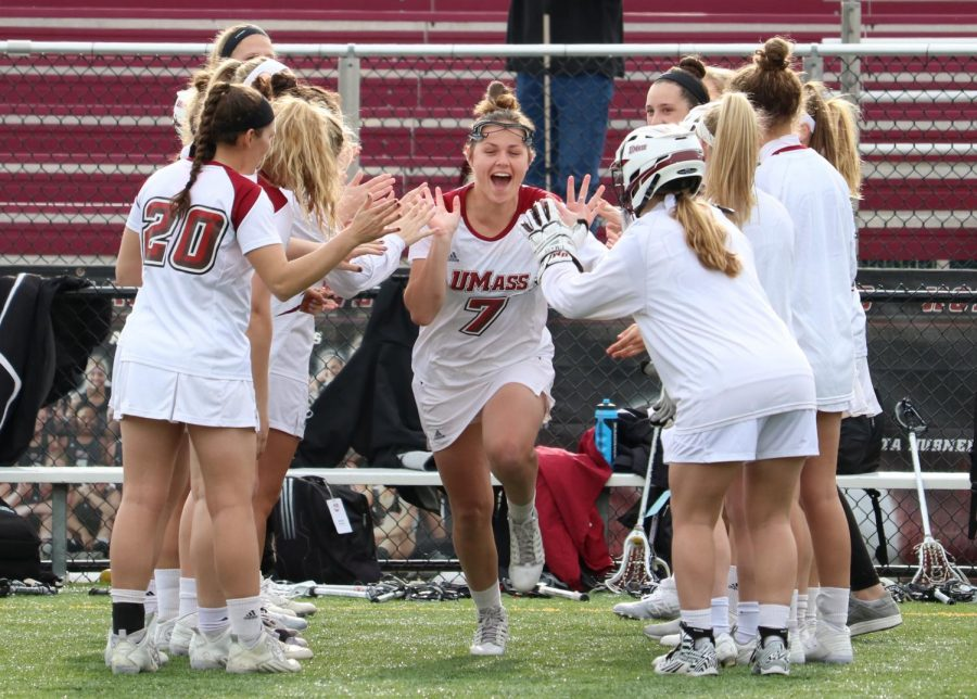 How Sarah Crowley found her footing on and off the field