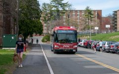 UMass students share their thoughts as they return to campus for full in-person learning