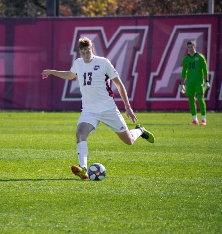 UMass picks up crucial conference victory on the road against Davidson