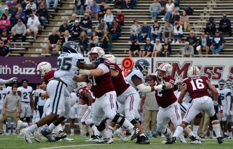 UMass struggles on both sides of the ball in 59-3 loss to Florida State